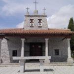 Chapinería. Ermita del Santo Ángel.