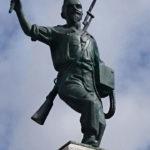 Chapinería. Monumento a Eloy Gonzalo.